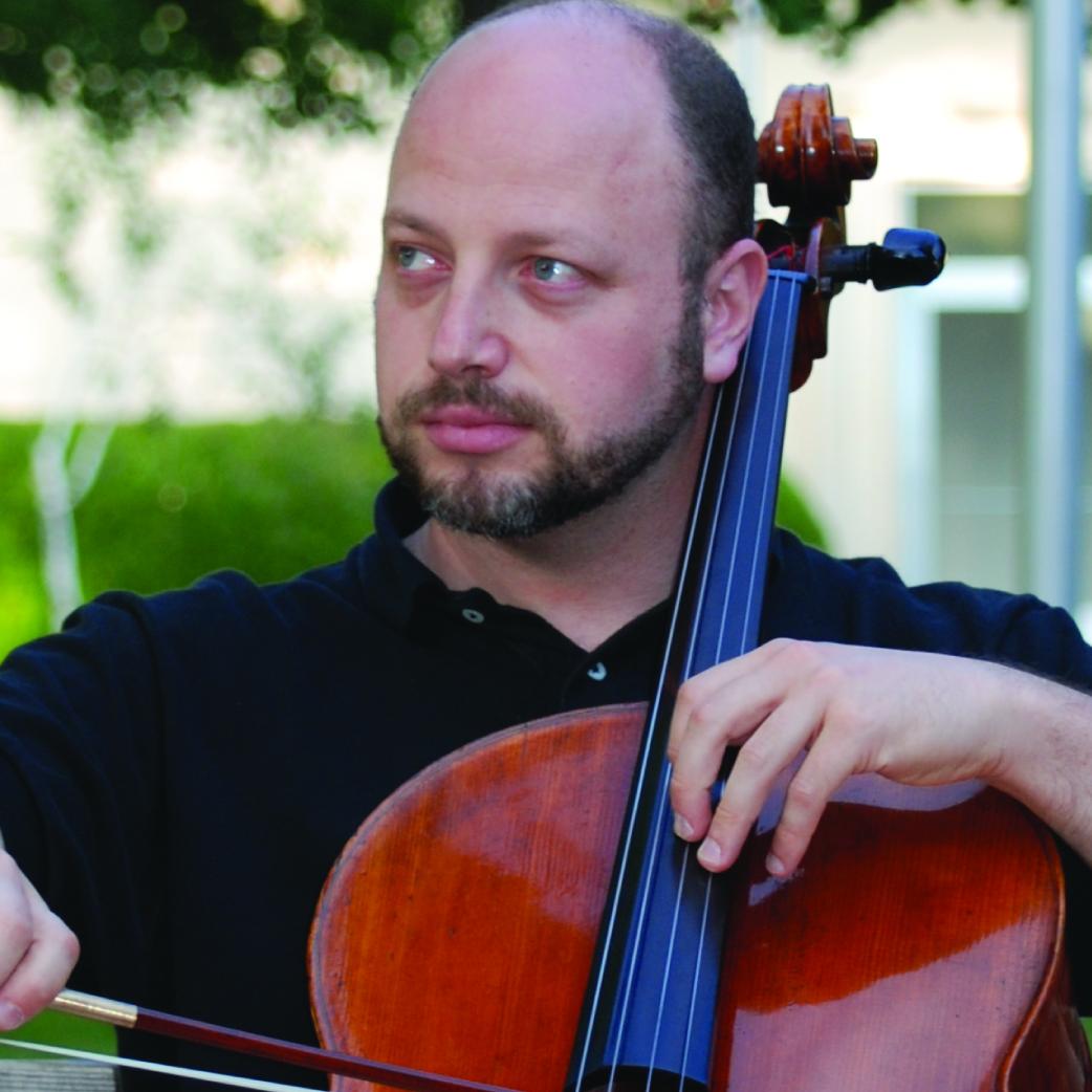 Thomas Loewenheim, Artistic Director, cellist, conductor