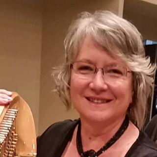Laura Porter, harp