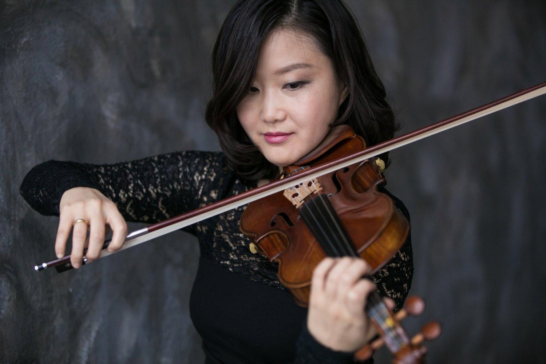 Yulee Seo, violin