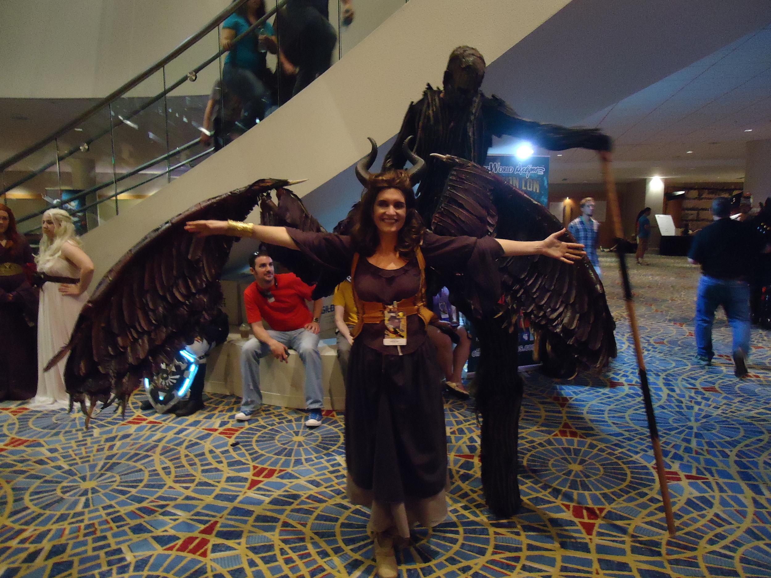 Dragon Con in Atlanta, 2014