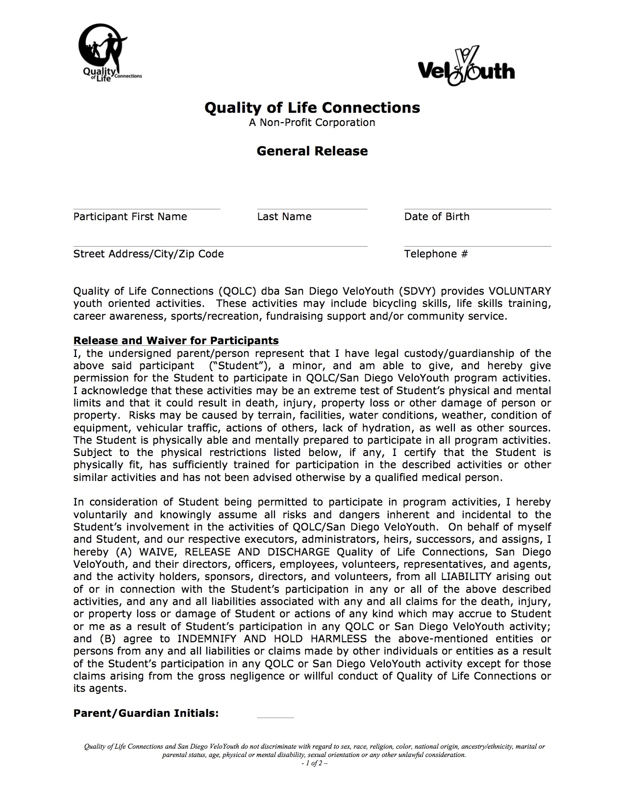 QOLC Revised Waiver 2016 Page 1.jpg