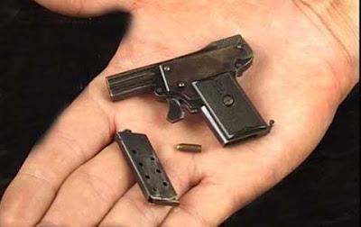Cute gun are exactly that. Cute.