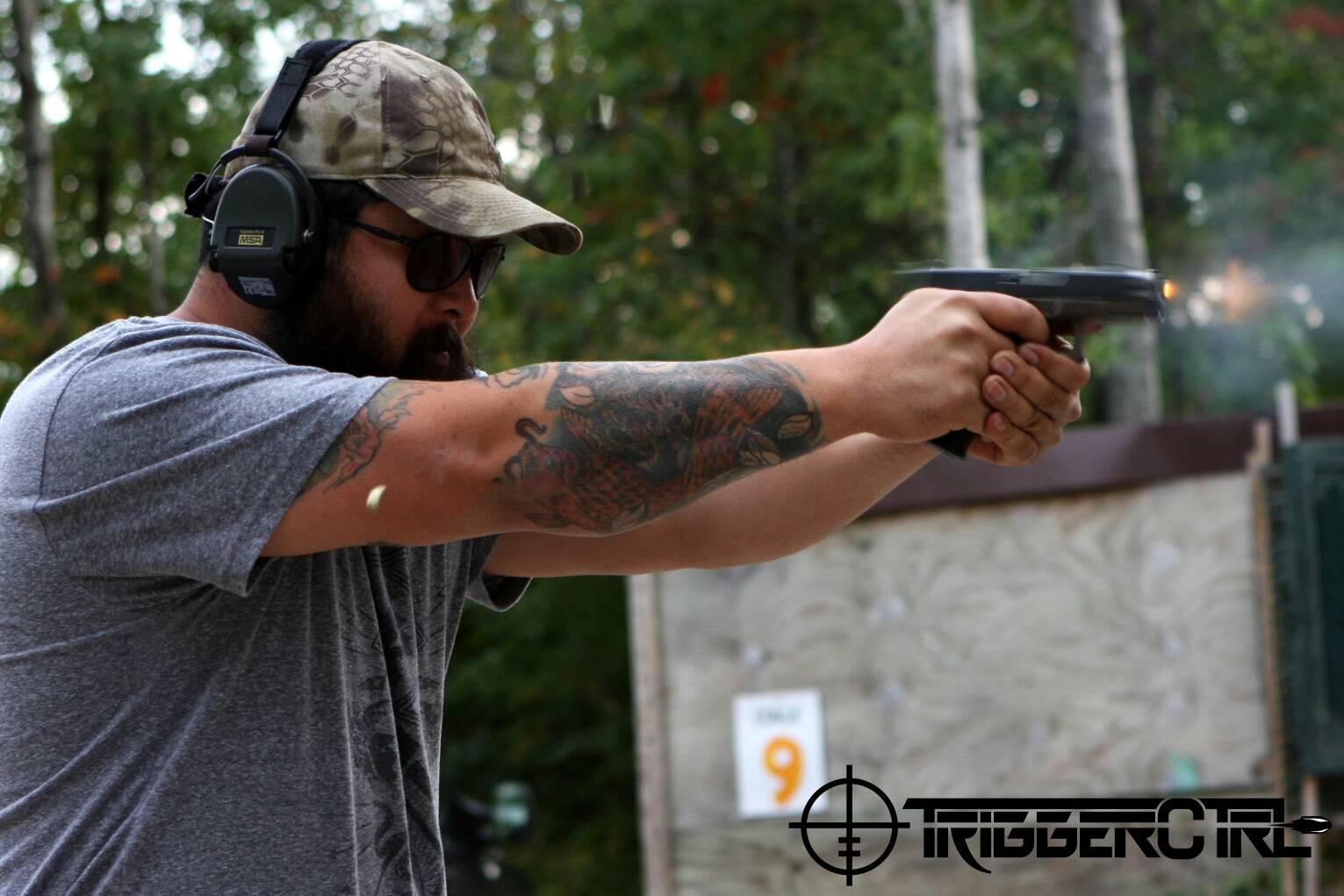 I have always been a fan of the Glock 19 and had considered using it a couple of times for competition. I just couldn't get myself to do it with people running G34's or any other 5 inch gun. AT THE TIME, I thought it was to much of a disadvantage.