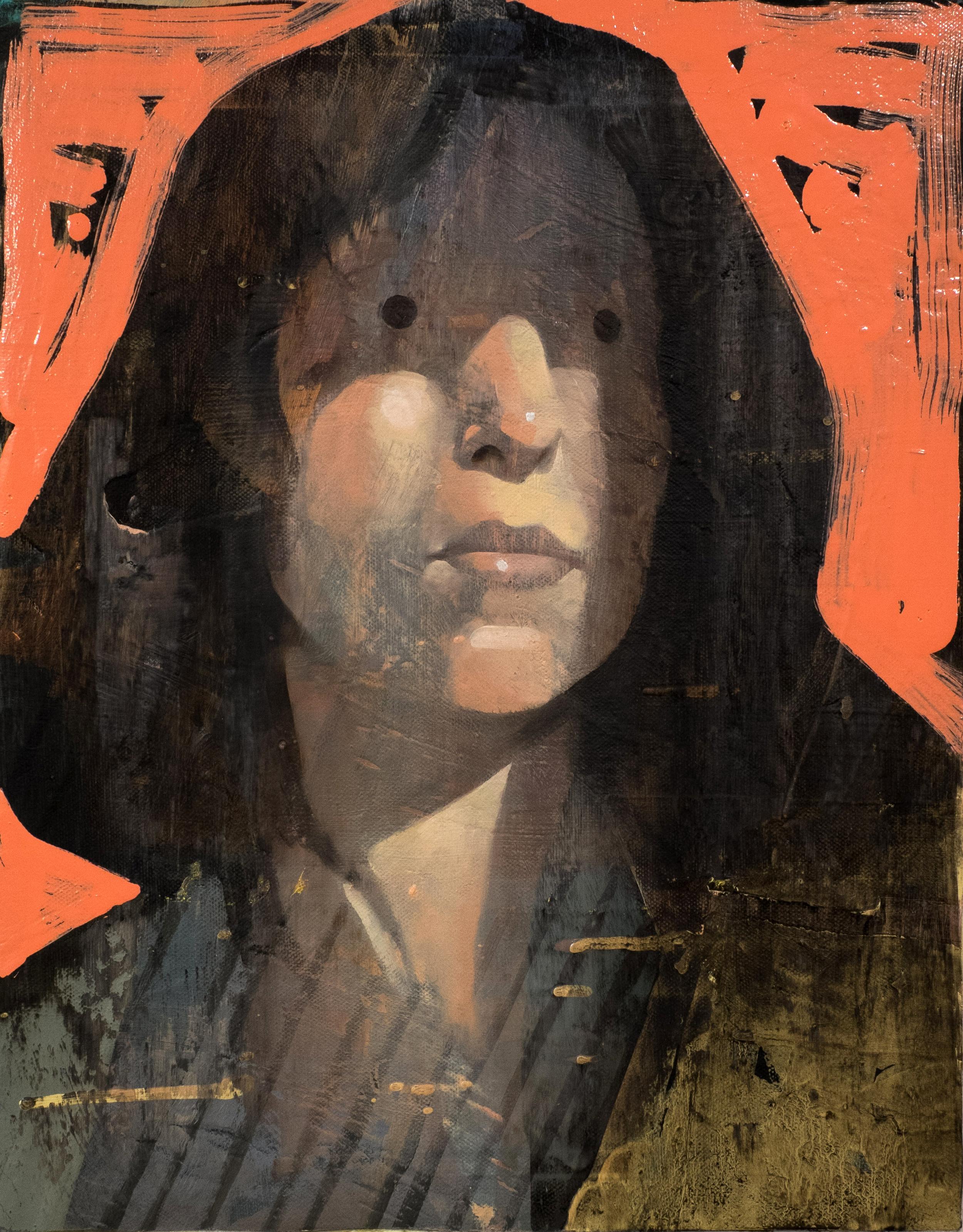 Portrait of Felicia Forte