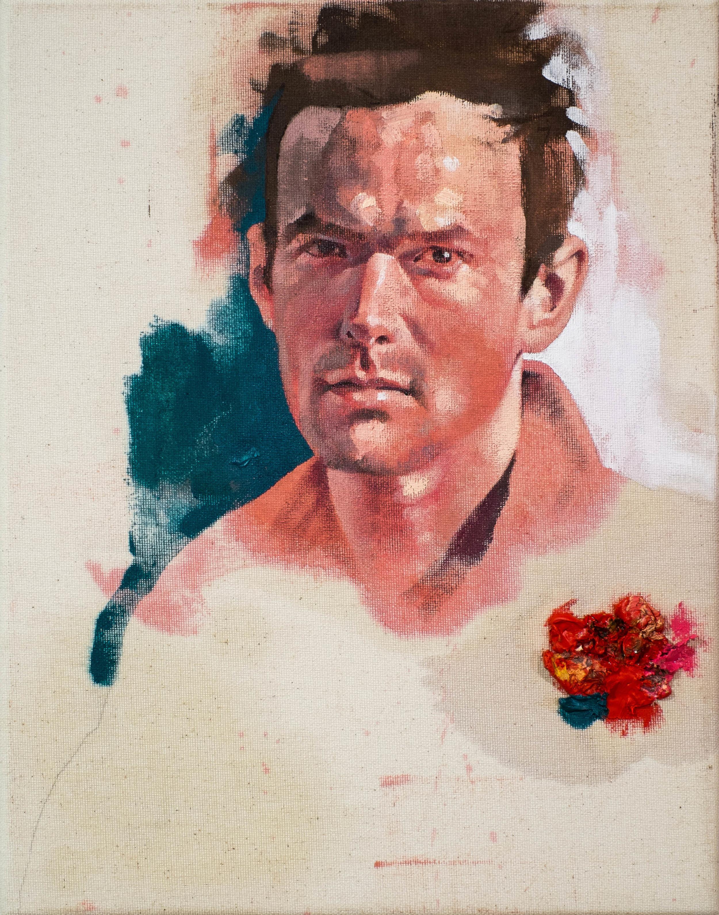 Portrait of Timothy P. Wilson