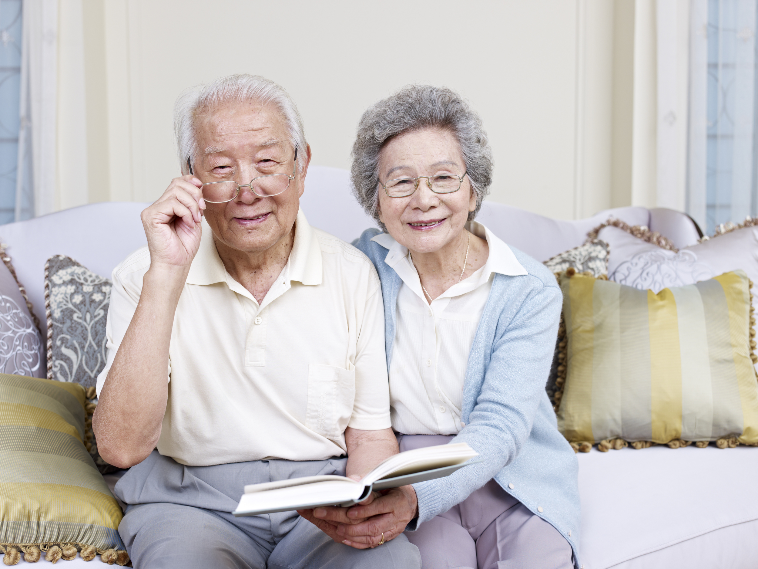 old couple book