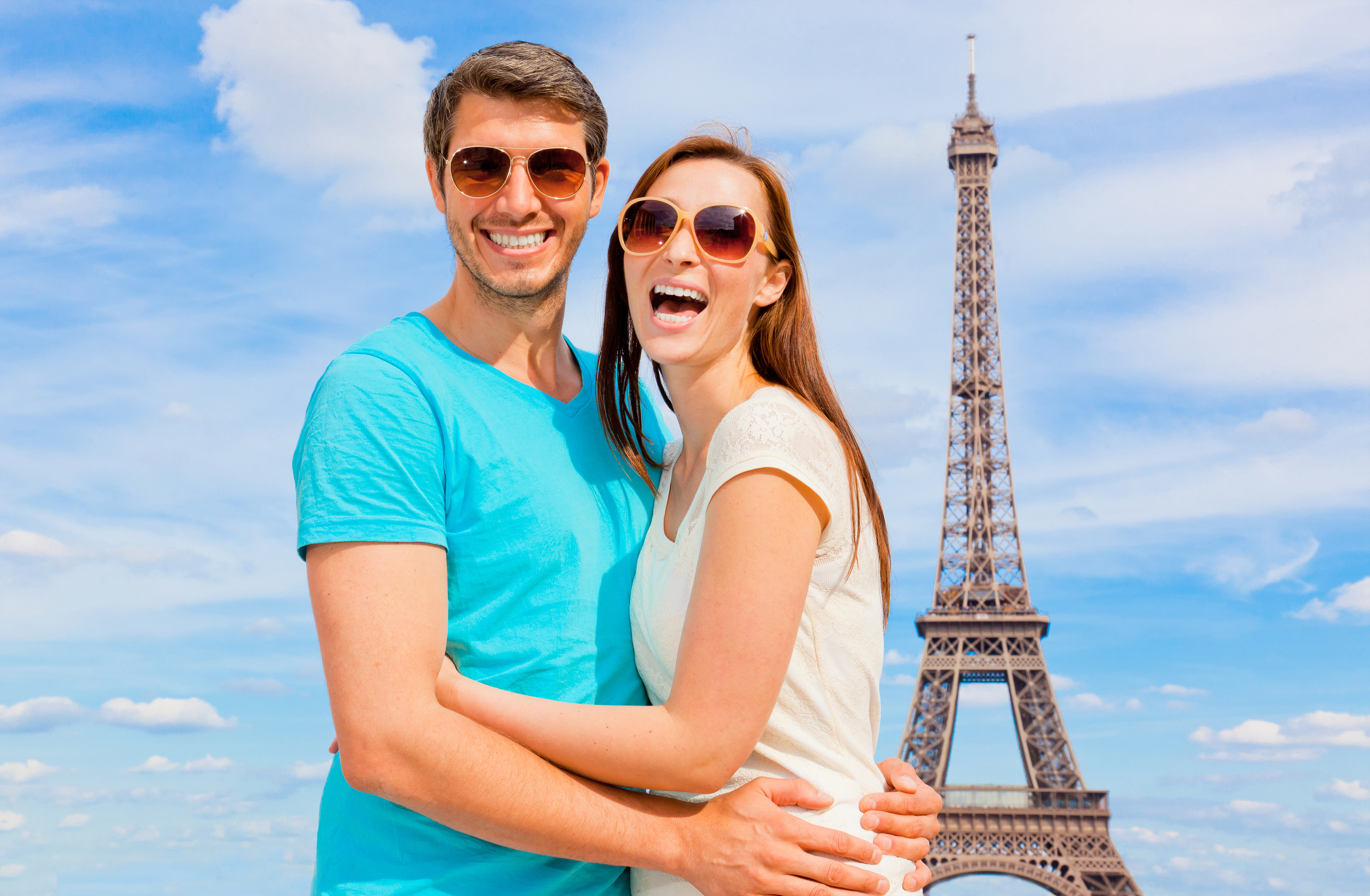 Eiffel couple