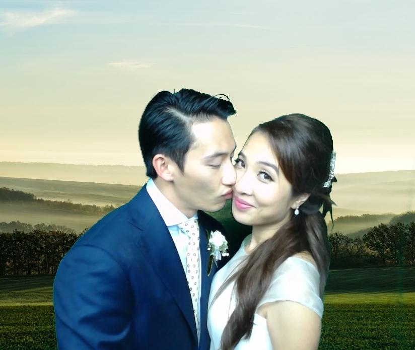 Wedding of Chau & Jenny    4th of April 2015
