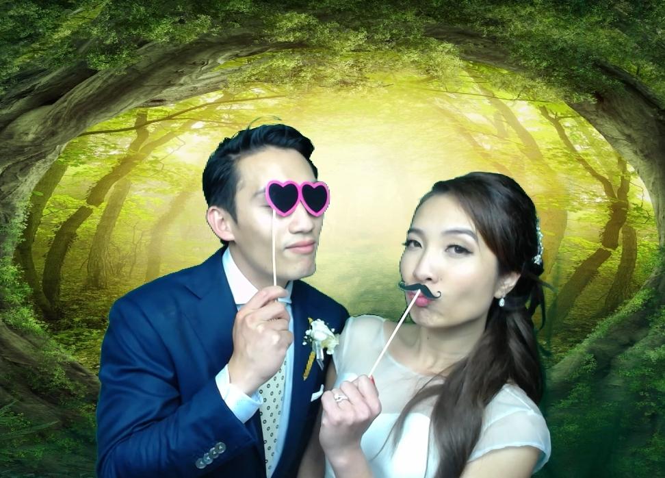 Wedding of Chau & Jenny    5th of April 2015