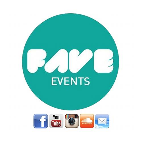 FAVE Events    All the entertainment needs for your wedding is here.  MC, DJs, Bands, Singers, Photographers and Equipment Hire.