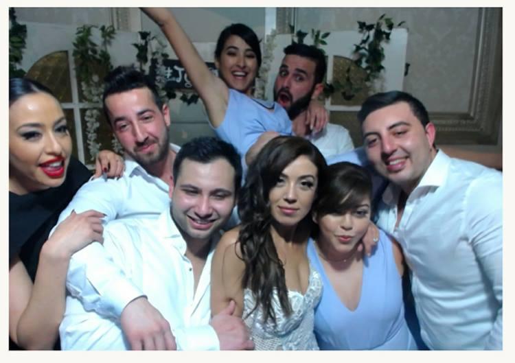 Wedding of Gamze & Taimor    9th of August 2015