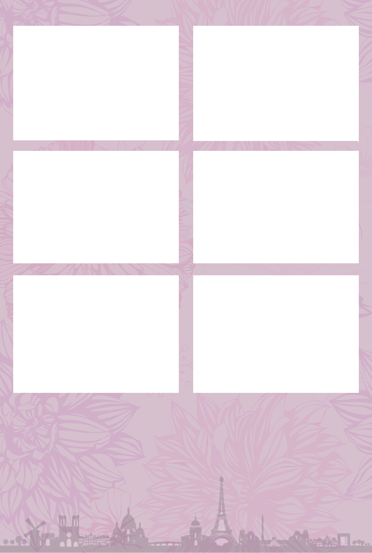 20. Pink France