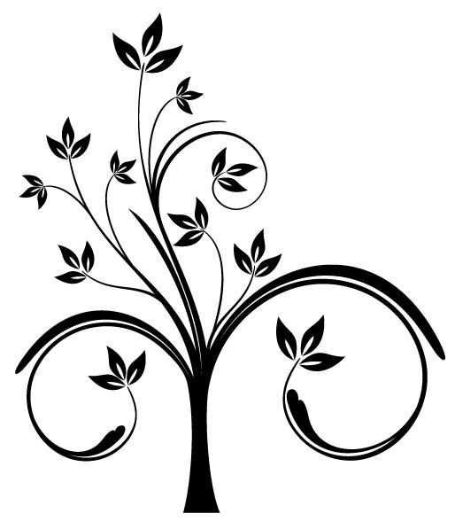18. Black plant 2