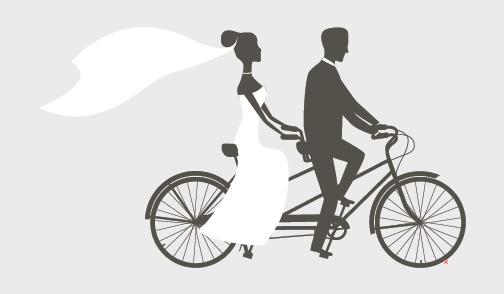 6. Couple Bike