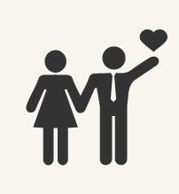 1. Stick Couple