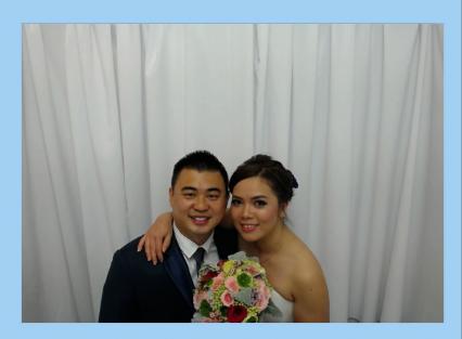 Wedding of Jason & Chi    10th of October 2015