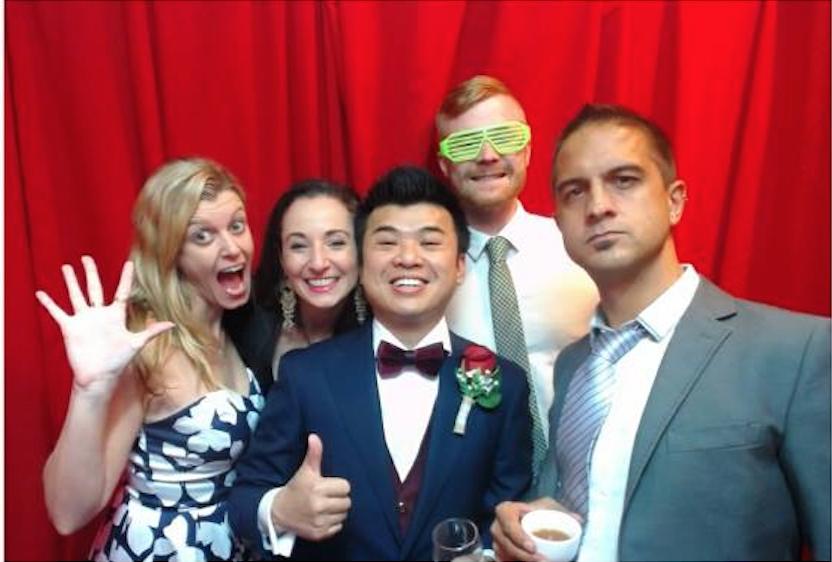 Wedding of Sean & Yeekz   26th of September 2015