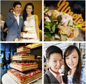 Wedding of Anna & Jase    2nd April 2016
