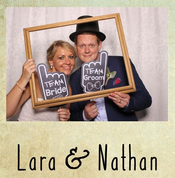 Wedding of Lara & Nathan    15th of April 2017