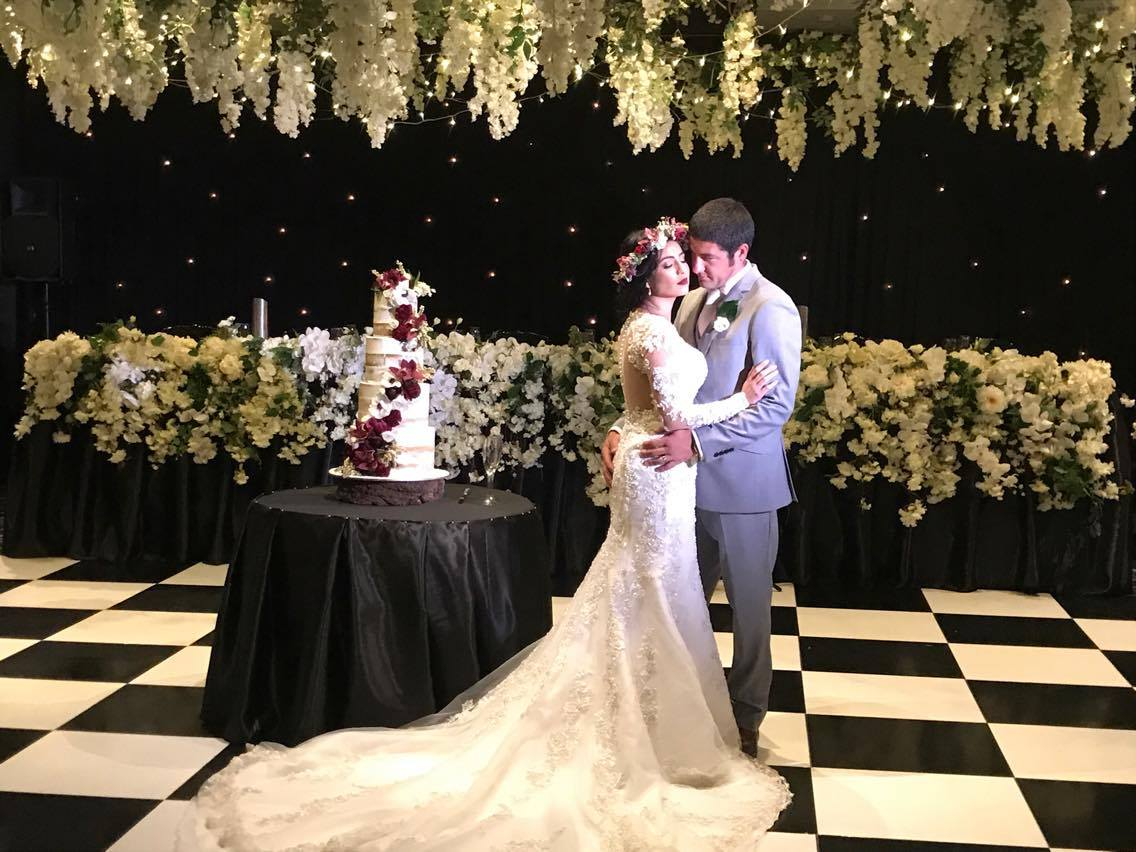 Wedding of Andrea & Steven    20th of August 2017