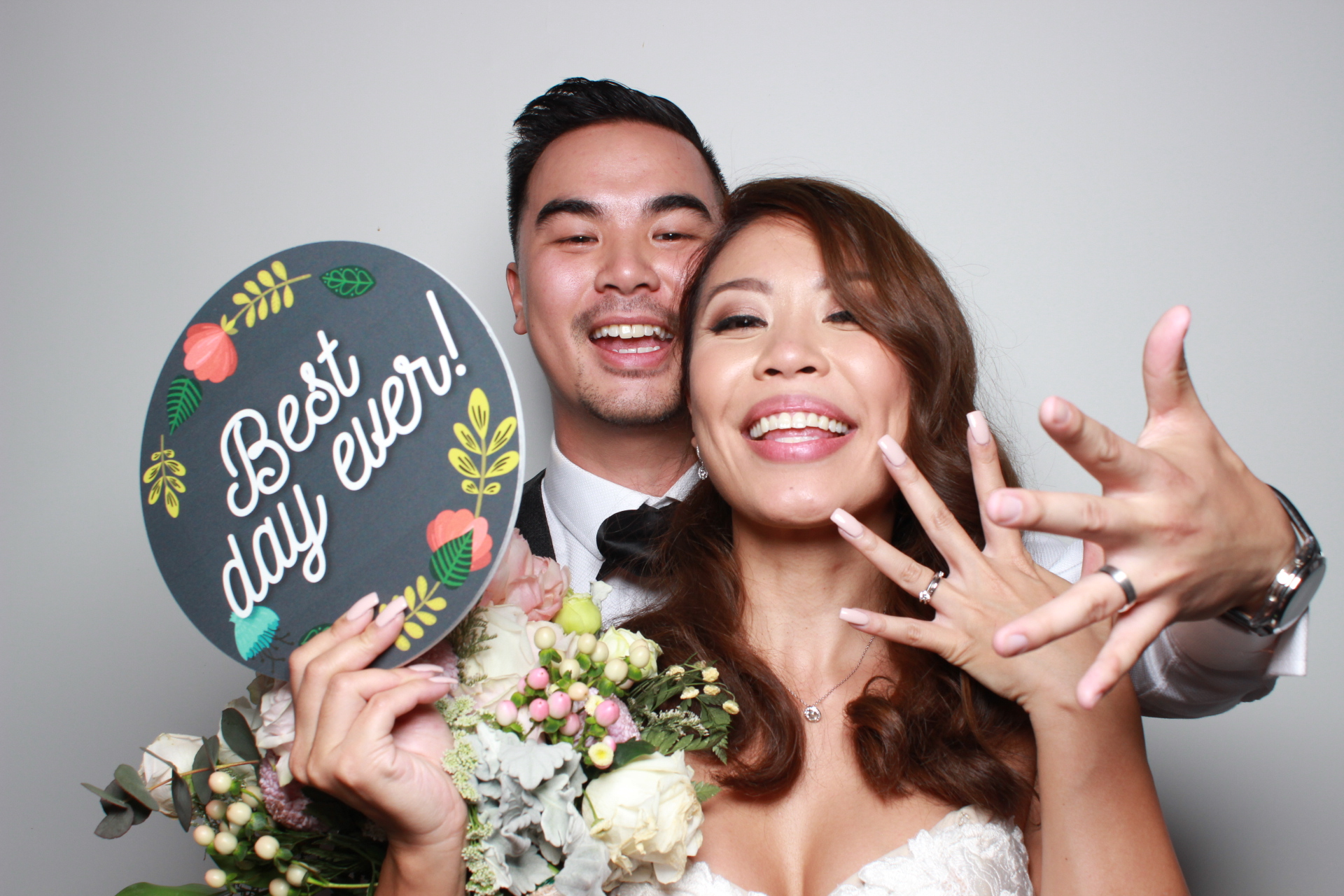 Wedding of William & Tiffany    28th of April 2018