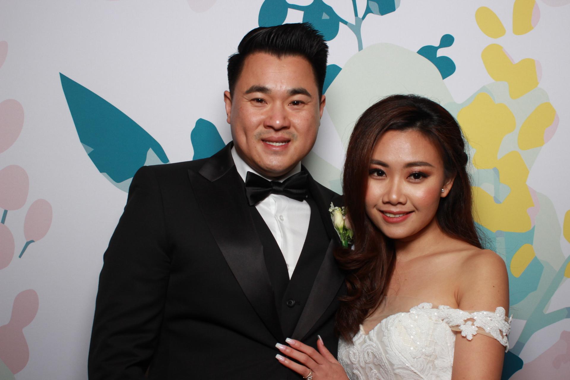 Wedding of Peter & Hong    12th of May 2018