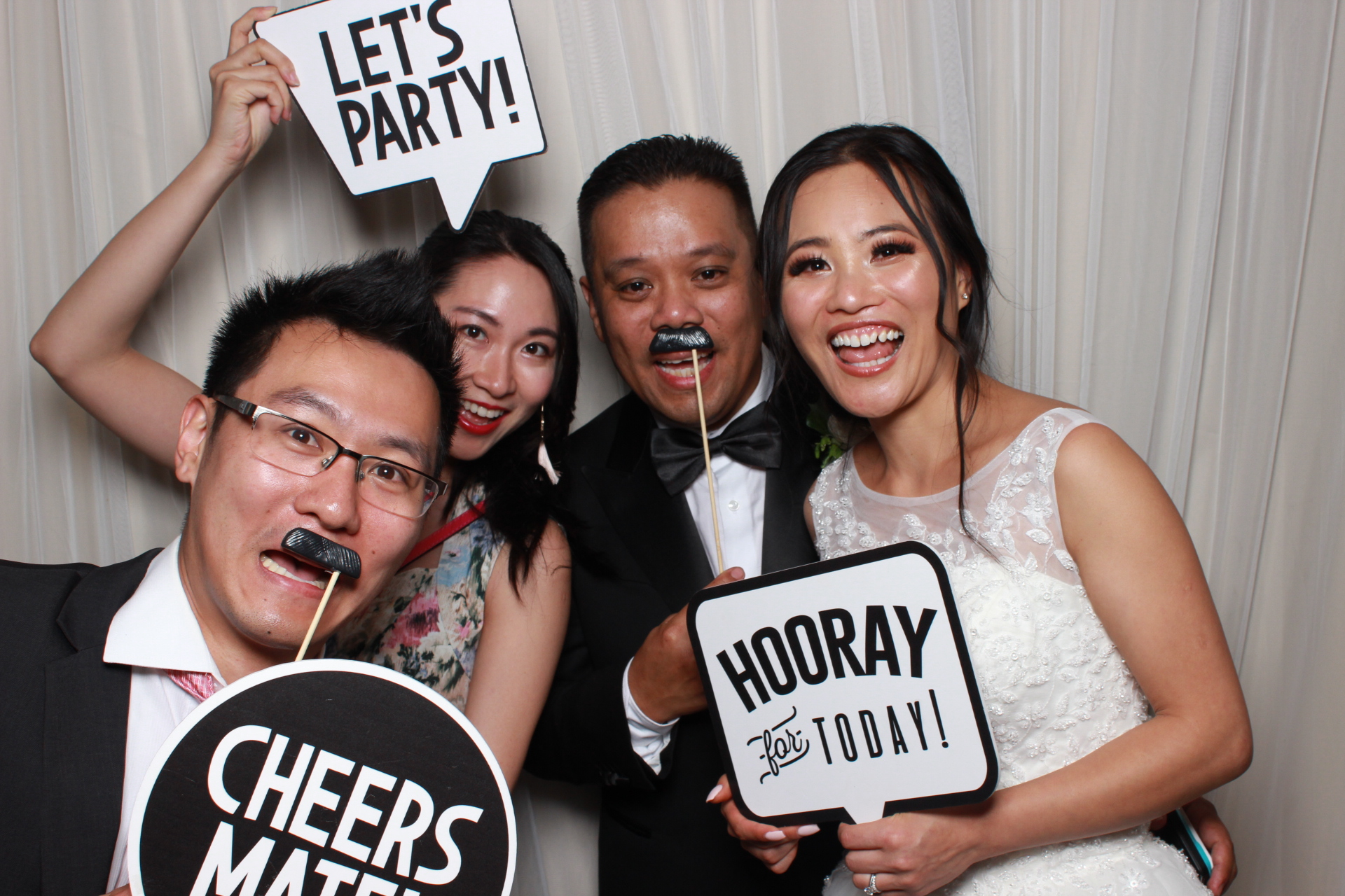 Wedding of Mark & Wendy    20th of October 2018