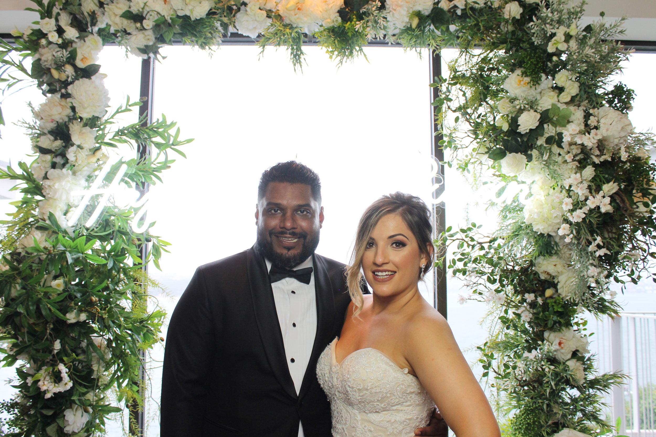 Wedding of Natasha & Mark    27th of January 2019