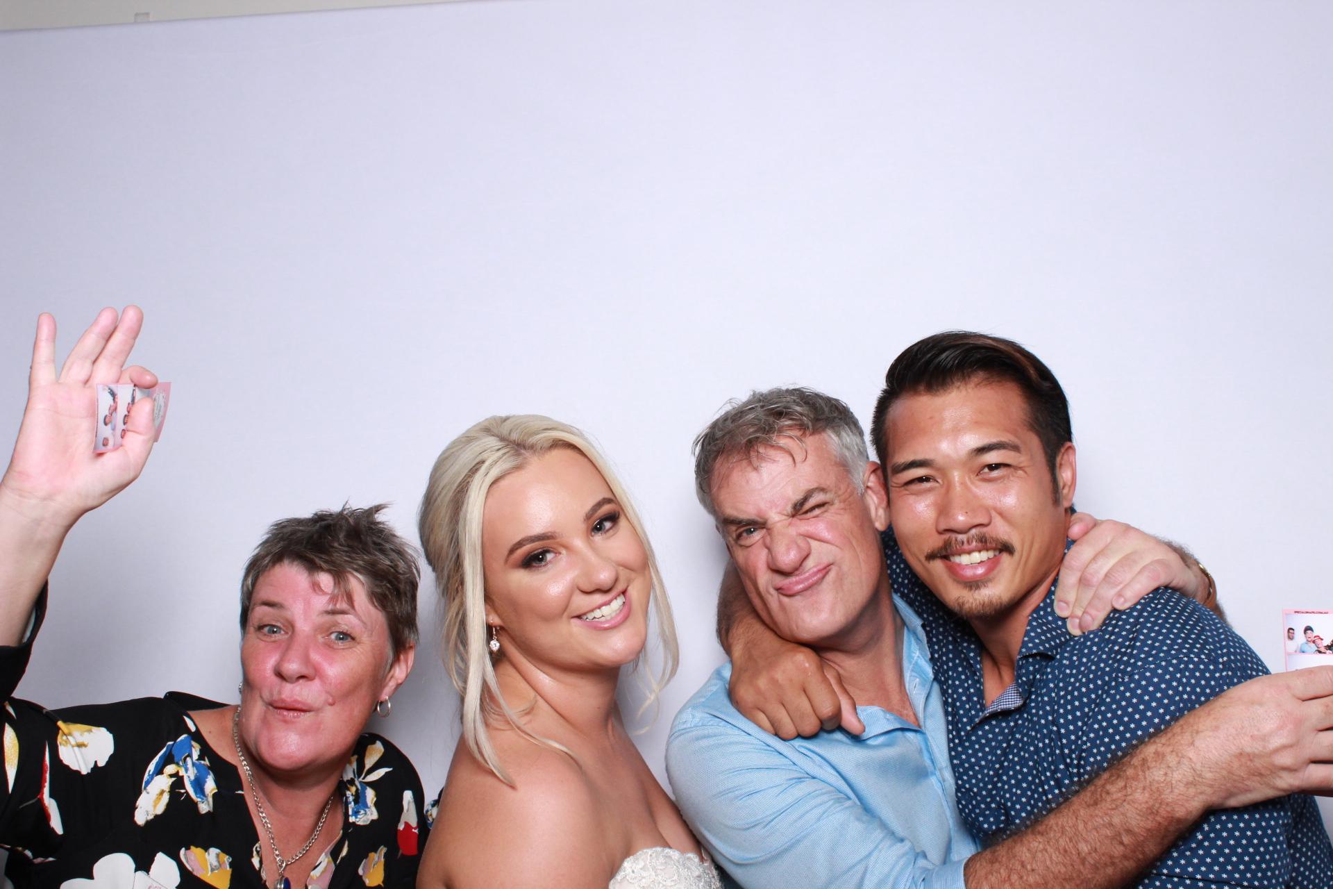Wedding of Hannah & Jordan    6th of April 2019