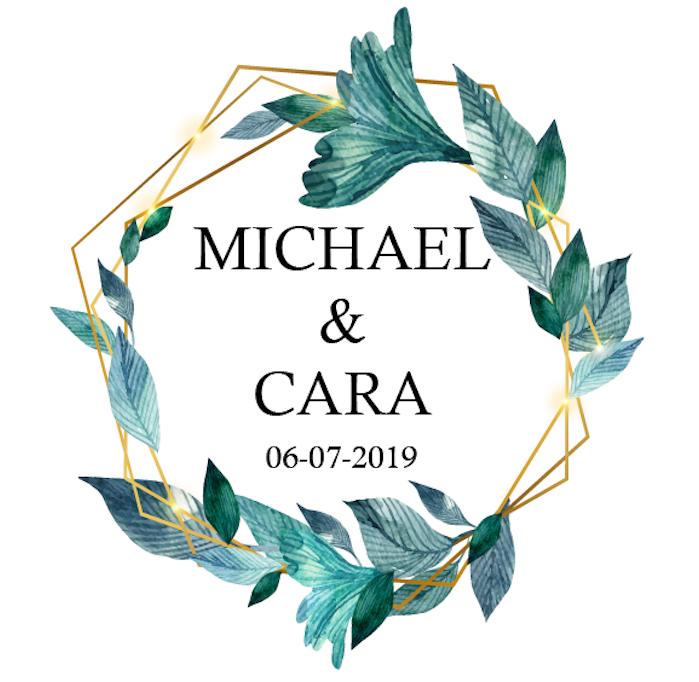 Wedding of Michael & Cara    6th of July 2019