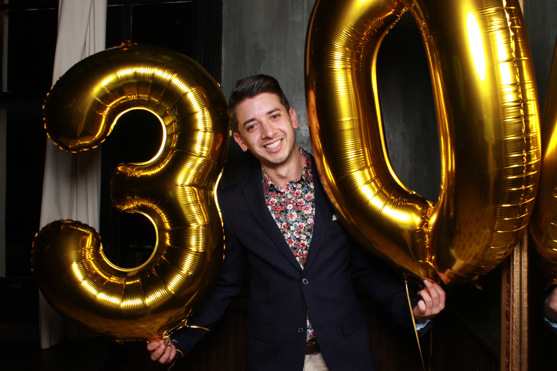 Happy 30th Alex    31st of August 2019