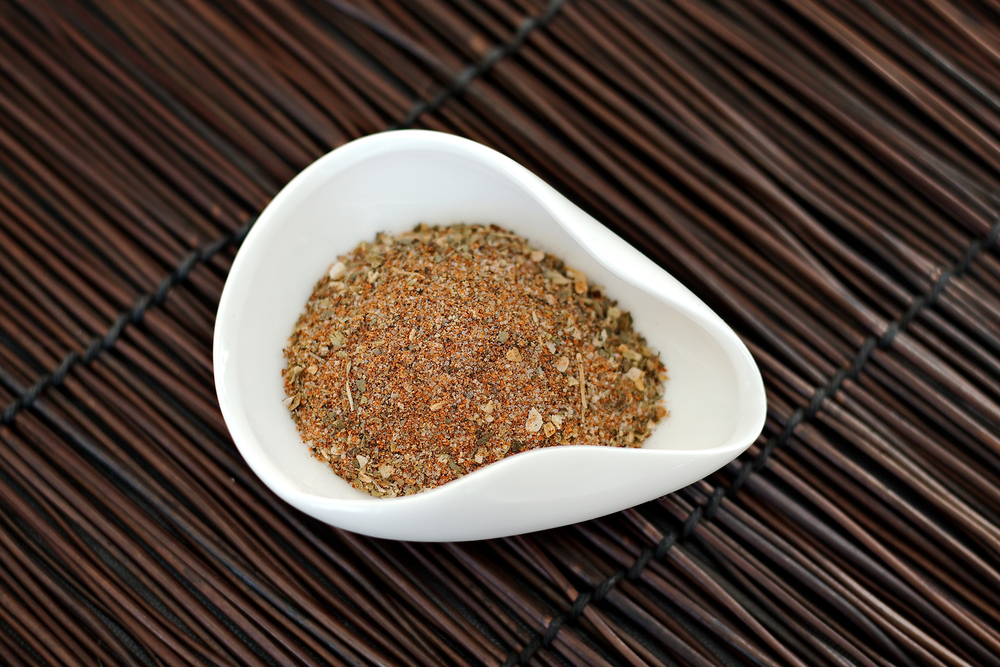 2.  Basic Cajun Seasoning Mix