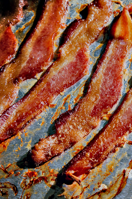 Oven Bacon for a Crowd