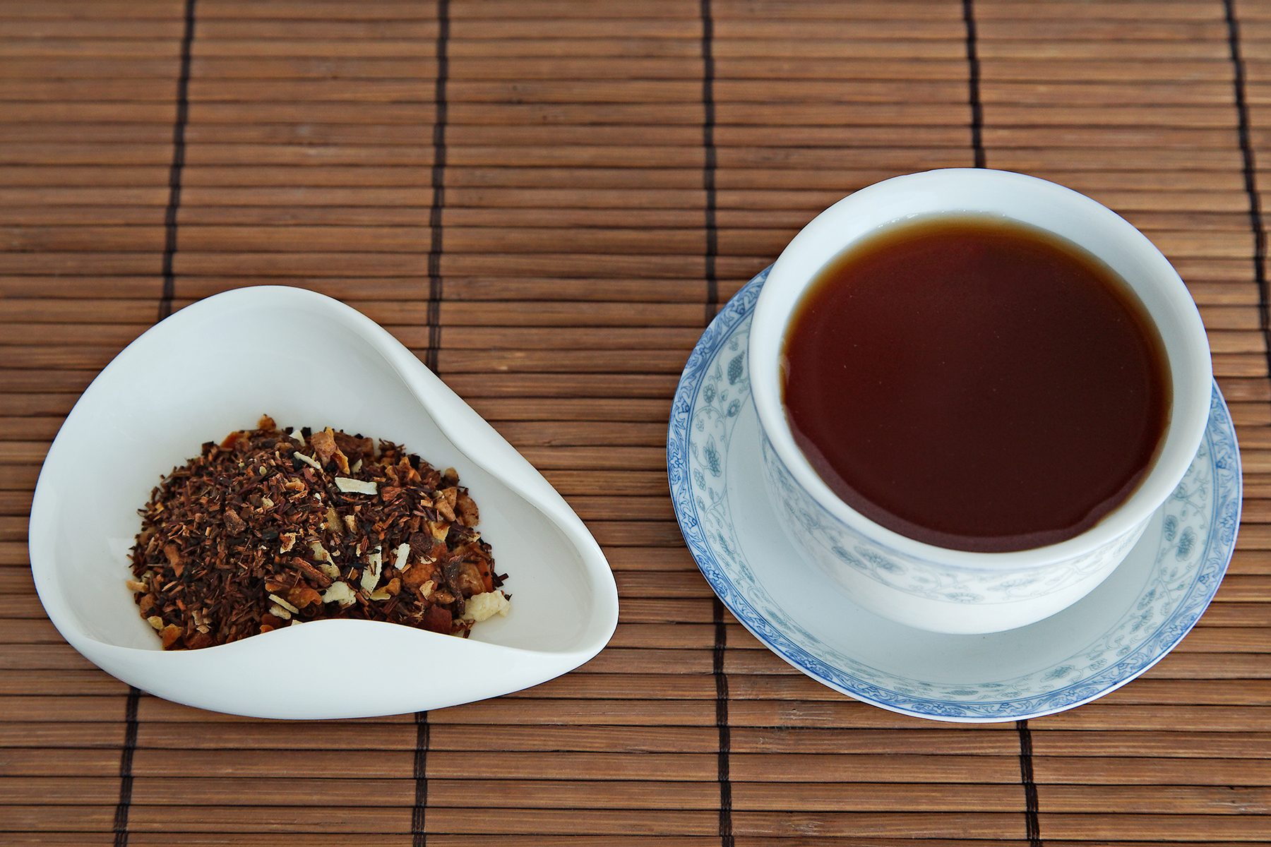 Tea Review: Carrot Cake Rooibos - Fusion Teas