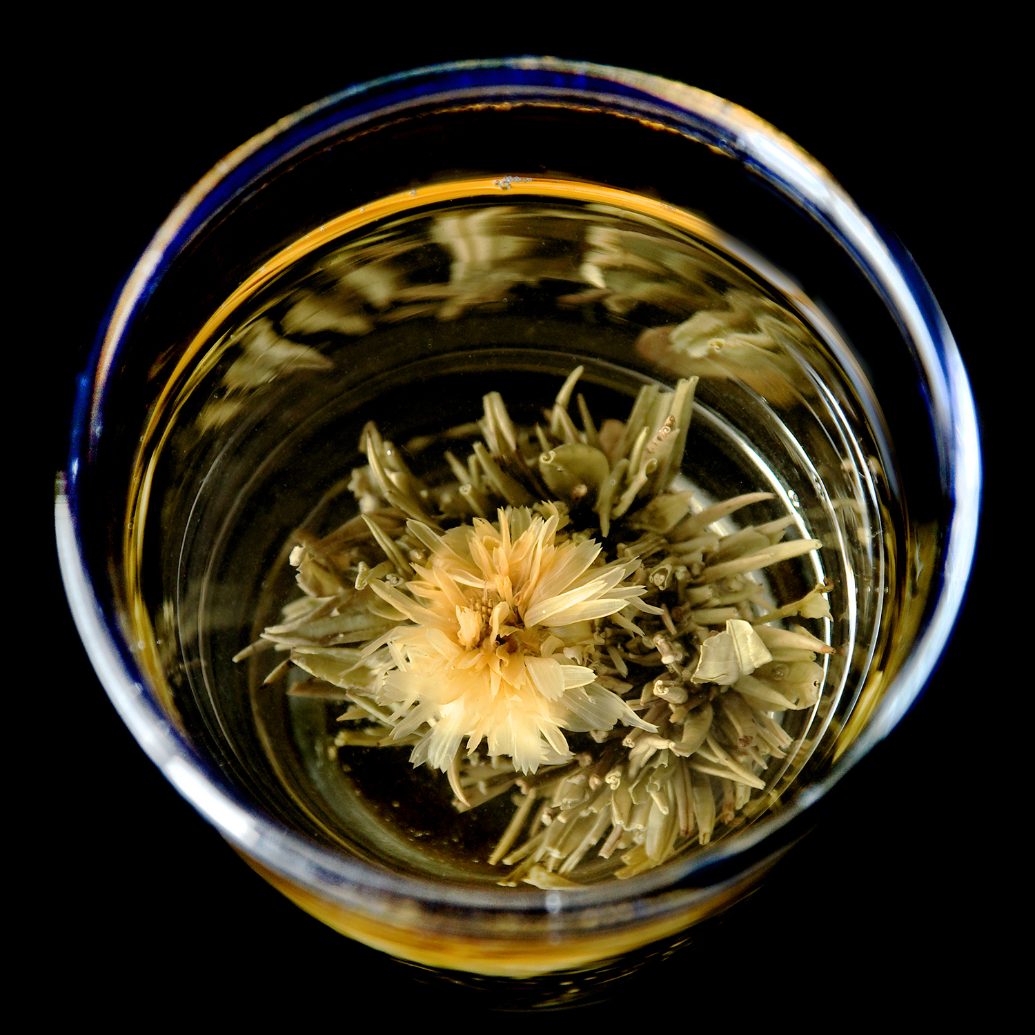 Tea Review: Sunshine Flowering Tea - The Persimmon Tree Tea Company