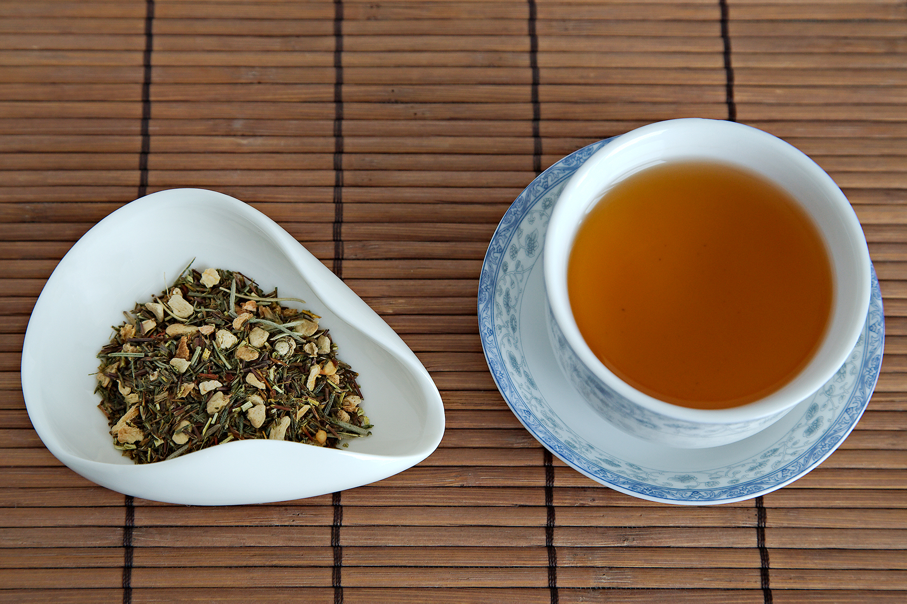 Tea Review: Ginger Chili Tisane - Arbor Teas