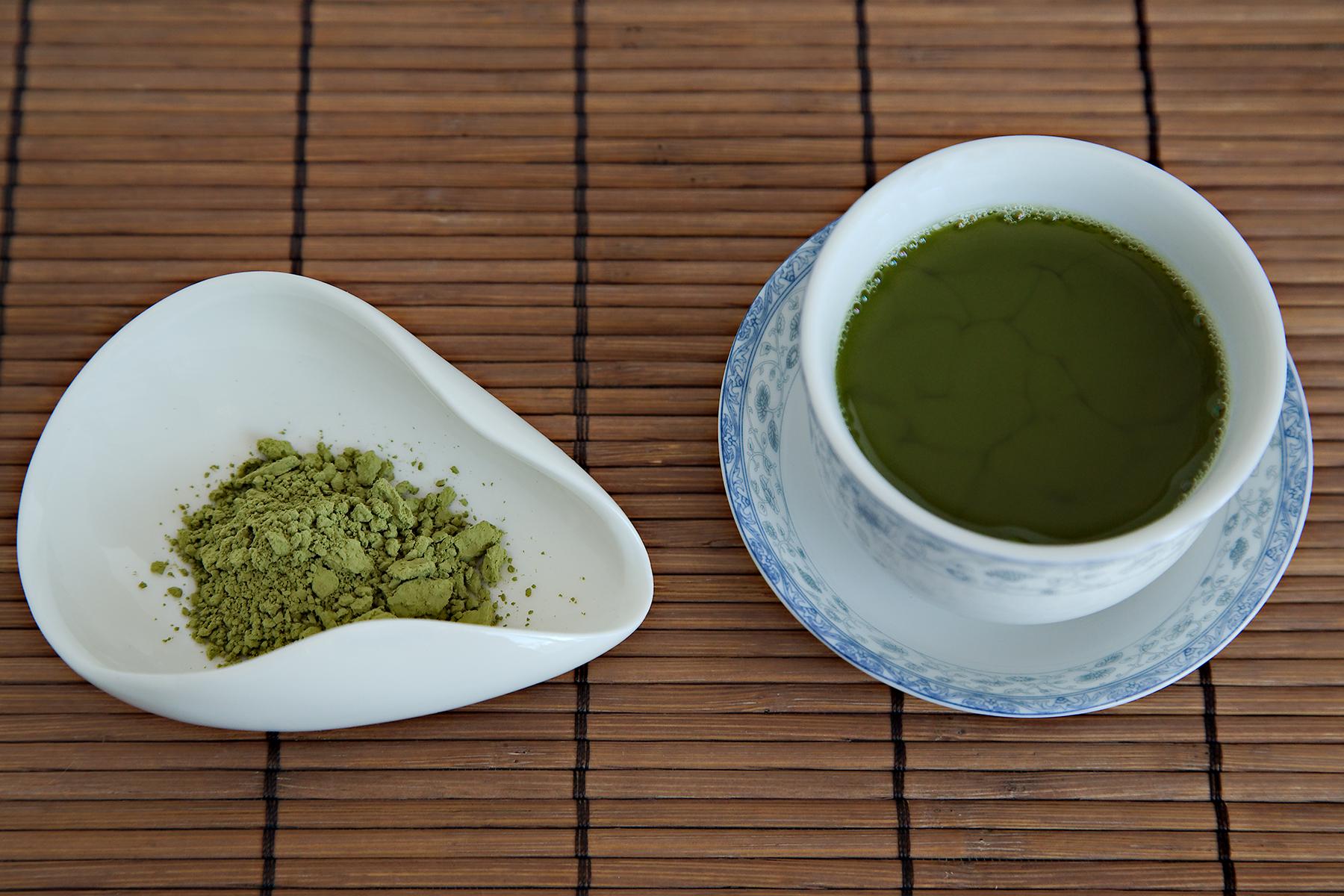 Doctor King – Organic Matcha, Culinary Grade