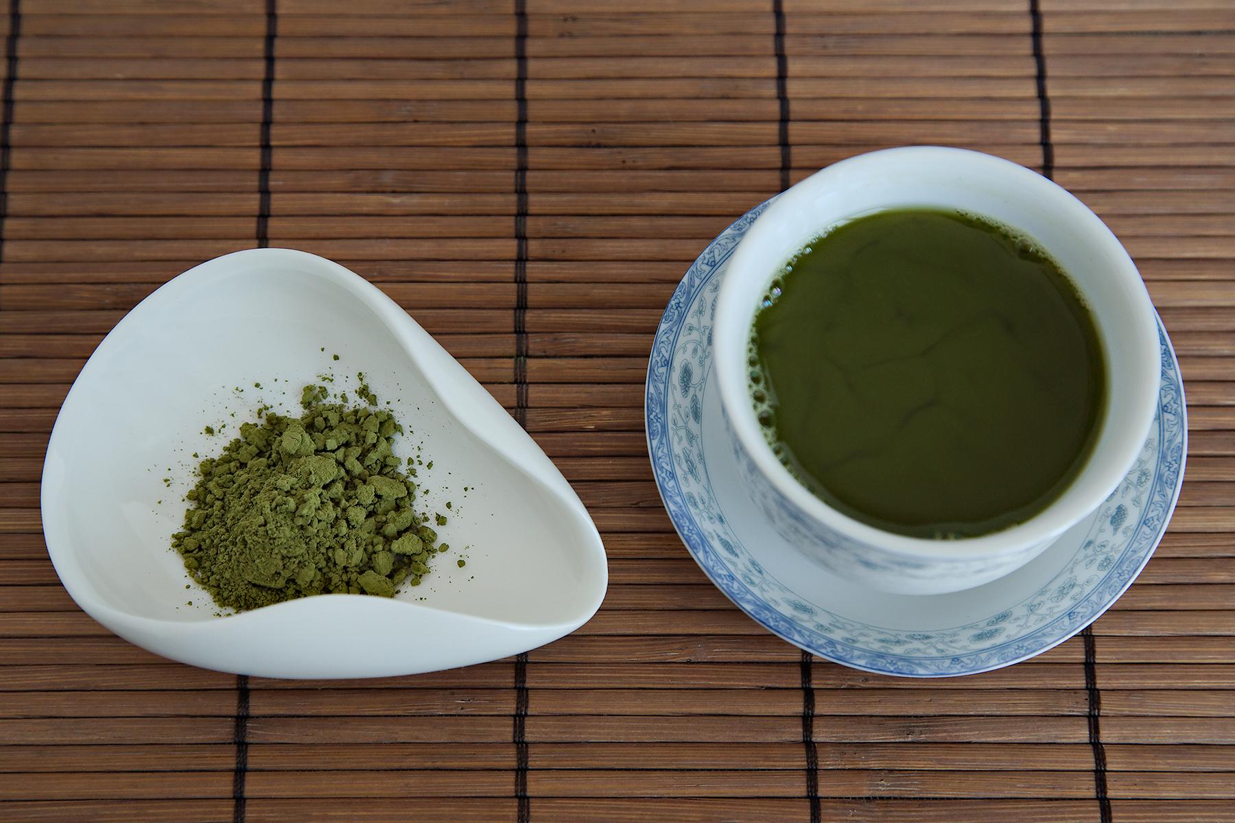 Enzo – Organic Matcha, Culinary Grade