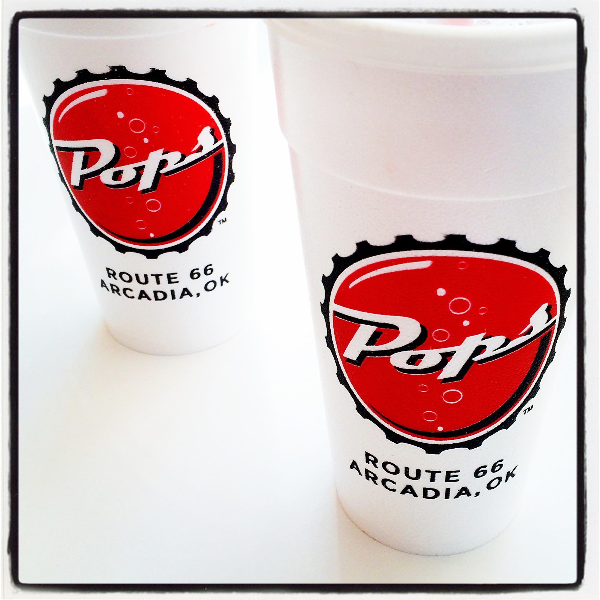 BOTTOMLESS FOUNTAIN SODA POP -  Choose from: Pepsi • Coke • Diet Coke • Dr Pepper  •  Diet Dr Pepper • Round Barn Root Beer  •  Sierra Mist • Mountain Dew • Cheerwine  •  Roy's Fresh Lemonade