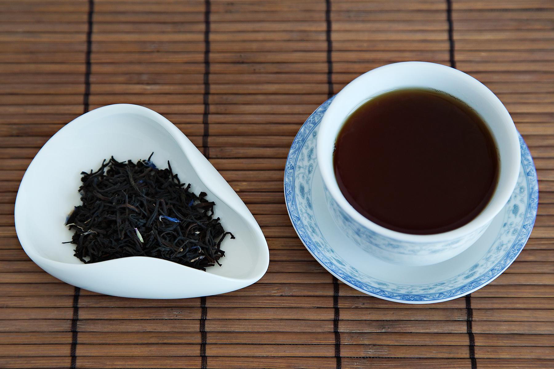 Tea Review: Earl Grey Cream - Zen Tea