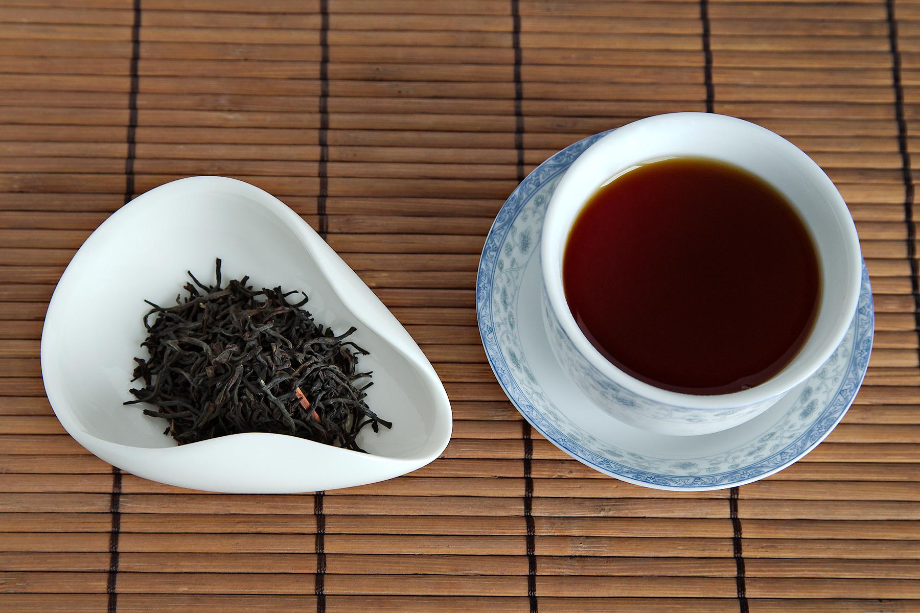 Tea Review: Rwanda Rukeri - Adagio