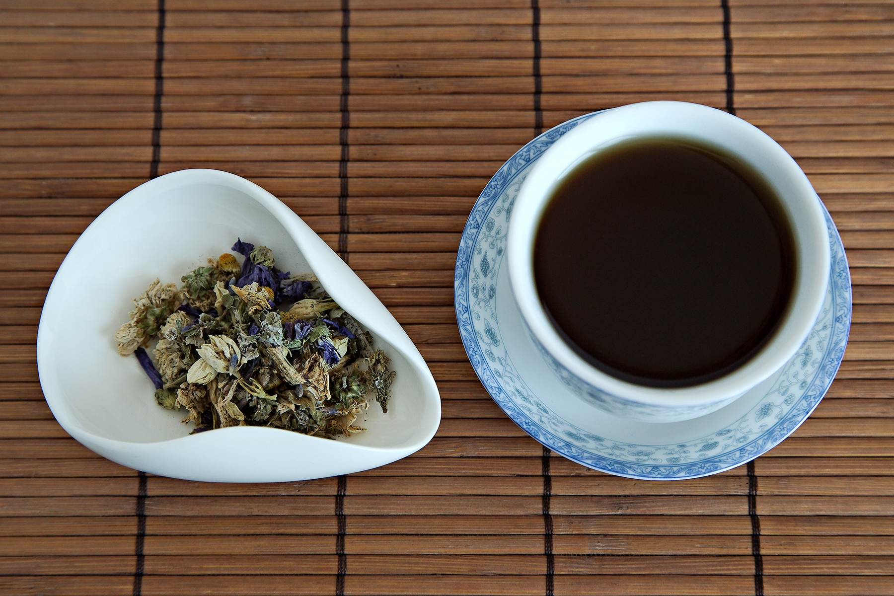 Tea Review: Royal Purple Tea -  Herbal Alchemy