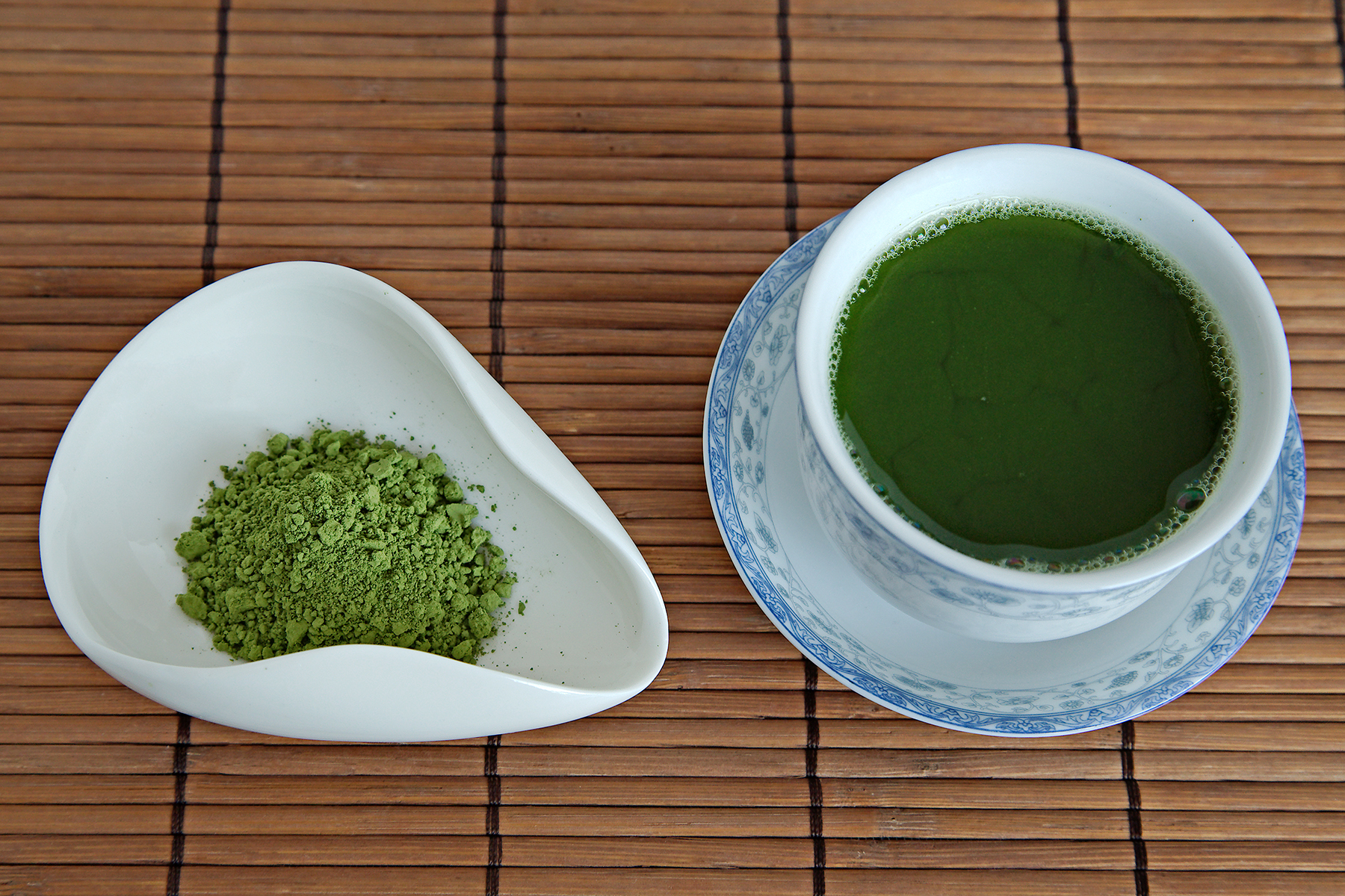 Tea Review: Teas' Tea Matcha - Ito En