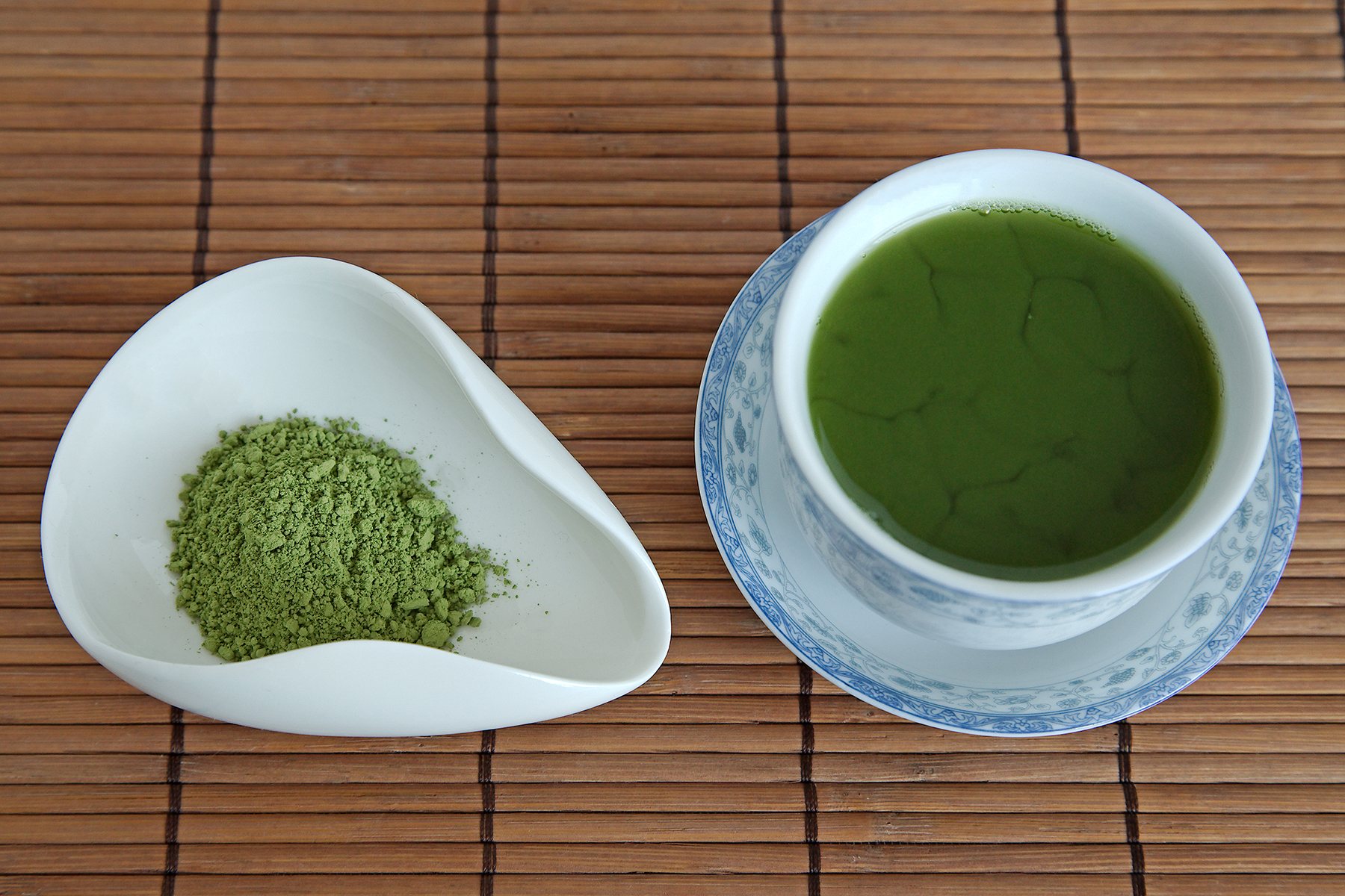 Tea Review: Tofuku Matcha - Red Leaf Tea