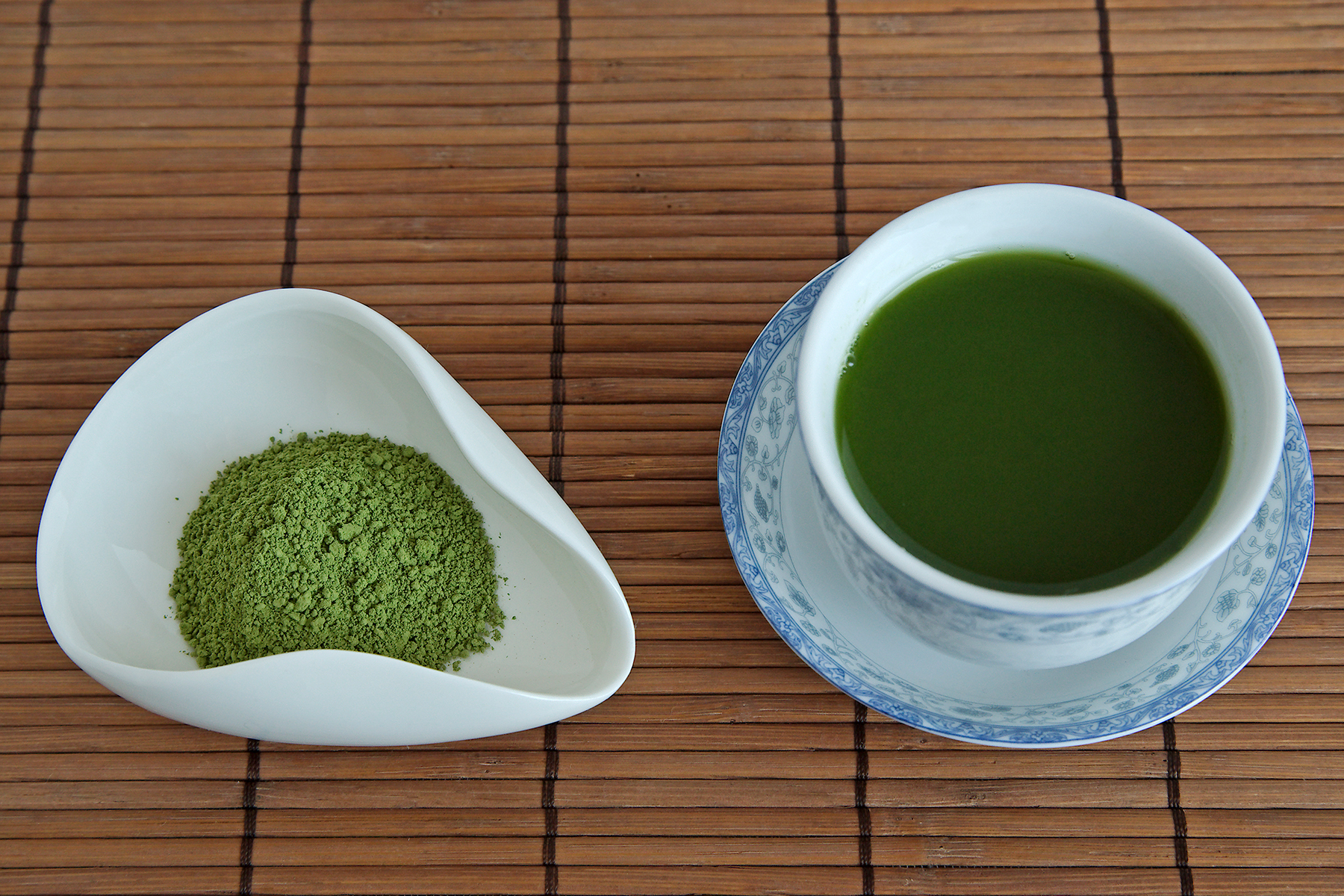 Tea Review: Misake Matcha Meditation