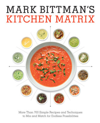 Book Review: Mark Bittman's Kitchen Matrix by Mark Bittman