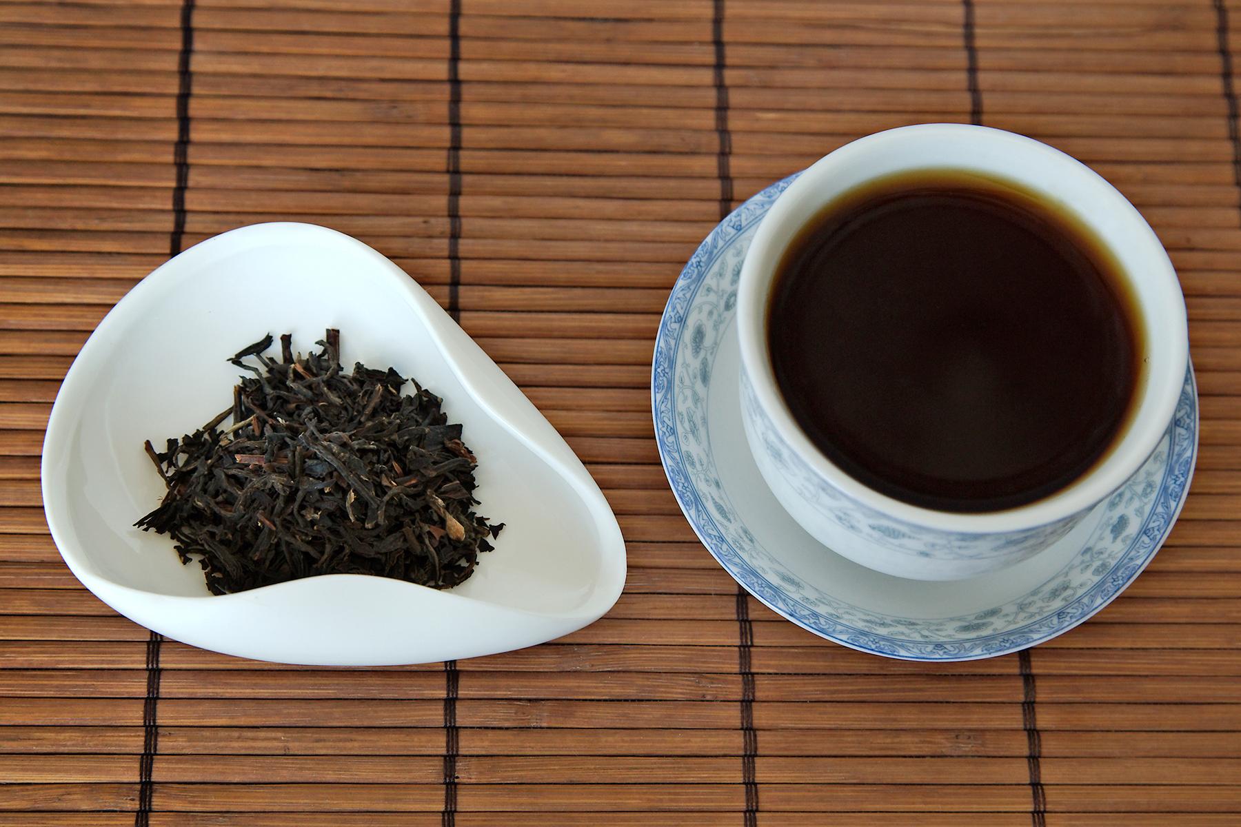 Tea Review:  Organic Vietnam Nam Lanh Black Tea - Arbor Teas