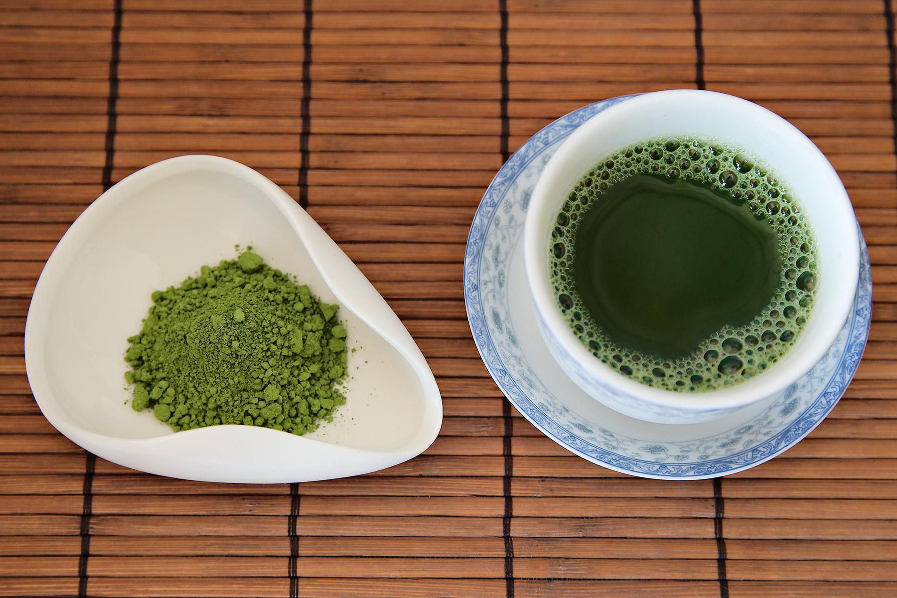 Tea Review - Ito En Koto No Tsuki Matcha