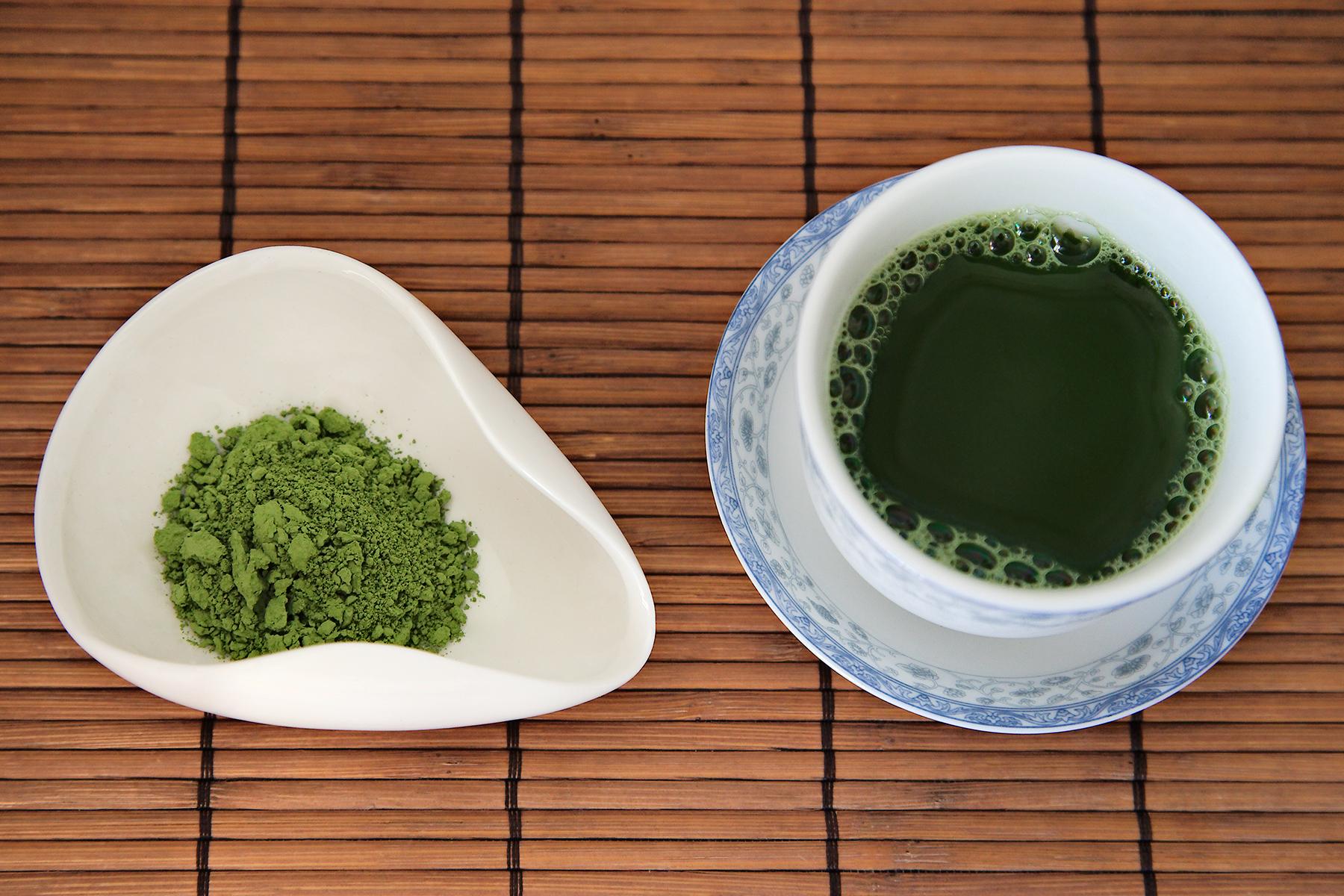 Tea Review - Yunomi Uji Hikari Matcha