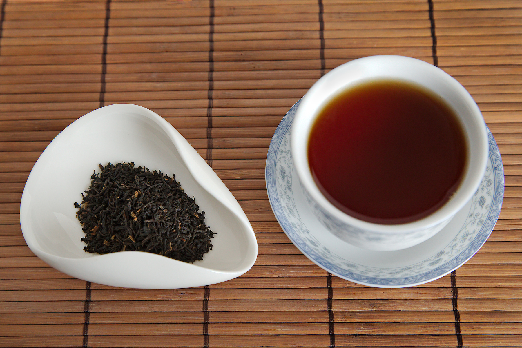 Tea Review: Anhui Keemun - Adagio Teas